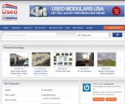 Used Modulars USA